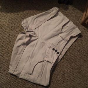 White shorts (bundle and save)
