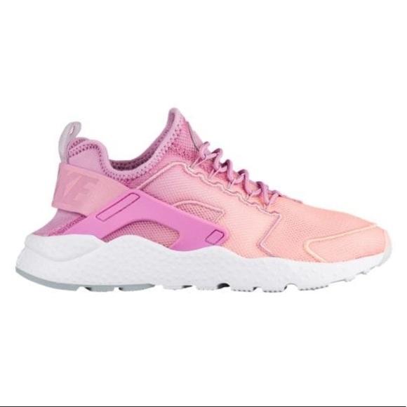 sports shoes c0a38 cff86 Nike Huarache Run Ultra Pink Ombre New In Box