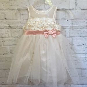 Cherokee 3T formal dress - Euc!