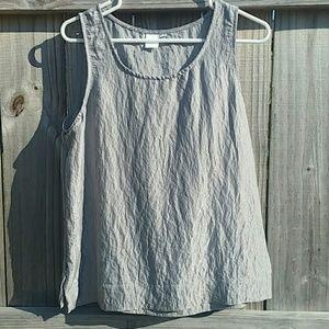 Jones New York Sleeveless Shirt