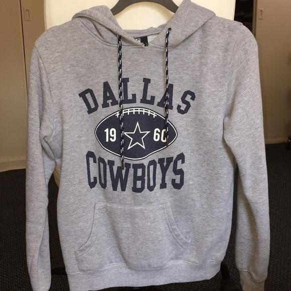 the best attitude 9abae e9309 Dallas cowboys NFL hoodie