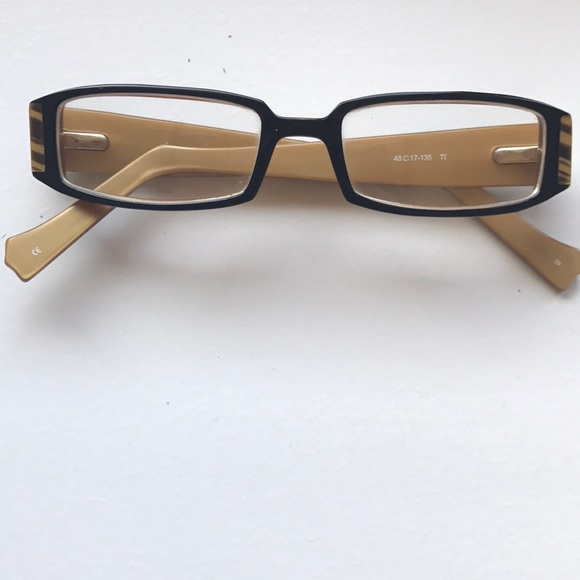 561c852e15a1 Accessories - Thalia Brown eyeglass frames