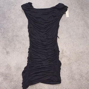 Black Foley & Corinna Cocktail Dress - size 2