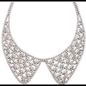 Jewelmint Peter pan collar necklace