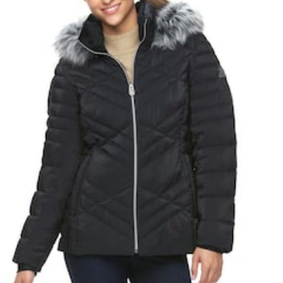 a821068db17 Zeroxposur Colleen Hooded Puffer Jacket