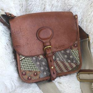 Lauren Ralph Lauren Bags - Vintage Ralph Lauren leather crossbody bag purse 6155a02f05558