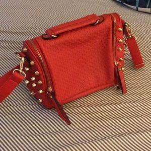 Handbags - NWOT Spike Detailed Red Purse