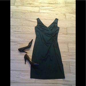 Donna Ricco🌹🌻💐Gorgeous Emerald Green Dress!NWOT
