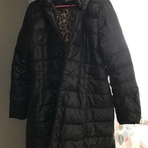 EXPRESS KNEE LENGTH WINTER COAT