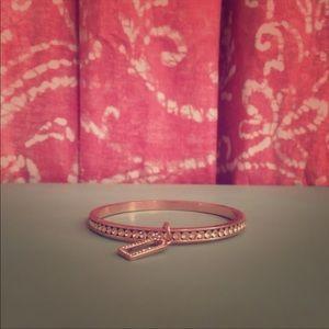 Coach rose gold bracelet NWT!!!!