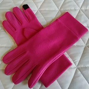 Fleece Touch Gloves