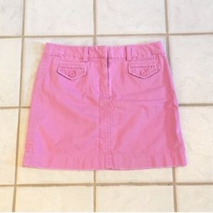 ❣BOGO 1/2 off❣🆕 J. Crew distressed mini skirt 6