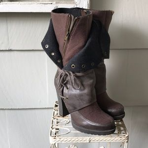 Luxury Rebel Perry Leather Nordstrom Boots