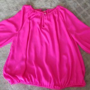 Vince camuto blouse size medium