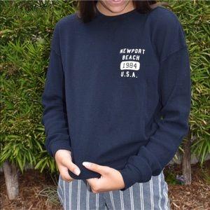 Bnwt Brandy Melville sweatshirt