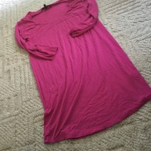 Victoria's Secret tshirt dress