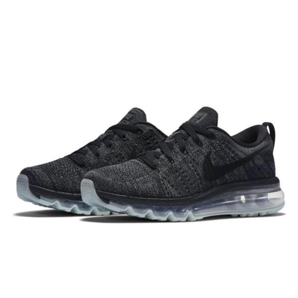 9714ad507177 Nike Flyknit Air Max (Oreo). M 59b565bf6a58304056047510