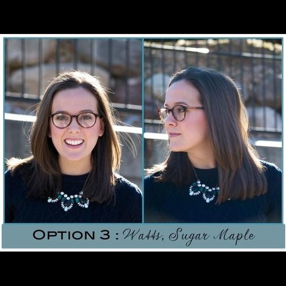e1330b9d97 Warby Parker • WATTS Sugar Maple. M 59c86ce7c6c79533c0055793