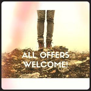 Go ahead..Make me an offer. ❤️