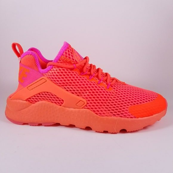 a26e62d97c1d NIKE WOMEN AIR HUARACHE RUN ULTRA BR RARE COLOR
