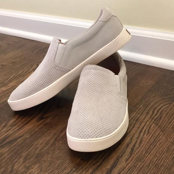 Dr Scholls Madison Grey Slipon Sneakers
