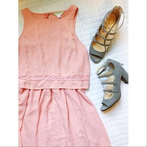 Blush Pink Dress🎀