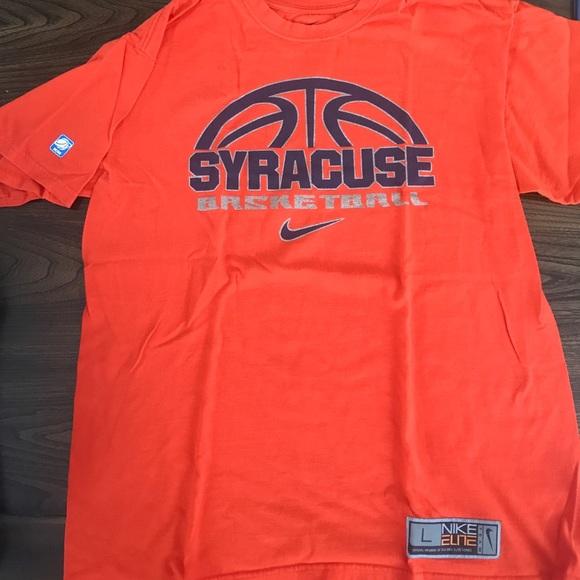 Syracuse Basketball Shirt
