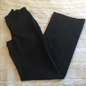Pea in the Pod trouser (suiting) boot cut pants XS