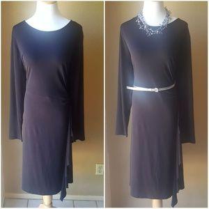 (Plus size) Black Covington Dress 3X