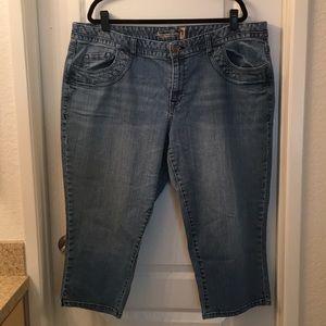 American Rag jean capris