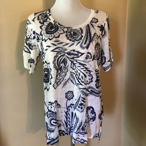 NWT Anthro Meadow Rue Top