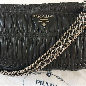 Prada Gauffre Shoulder Bag