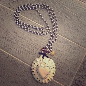 Jewelry - Sookie Sookie heart necklace