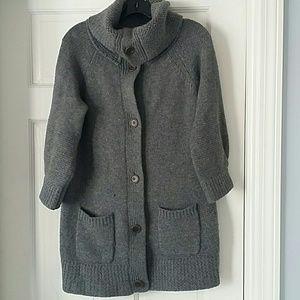 BCBG Max Azria Sweater Coat