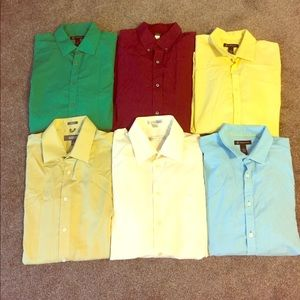 Other - Bundle of 6 Men's Brand Shirts