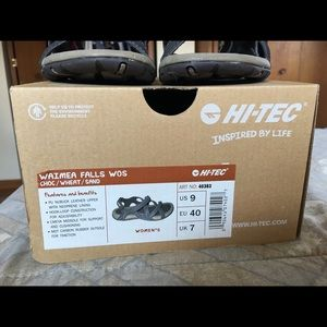 Hi-Tec Shoes - HI-Tech Inspired by Life Strap Sandals