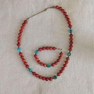 Jewelry - Bracket & necklace set