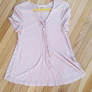 Nude/pink top-Kohls; never worn
