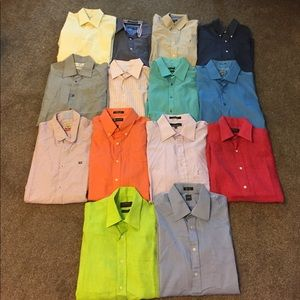 Other - Men's Bundle of 14 shirts