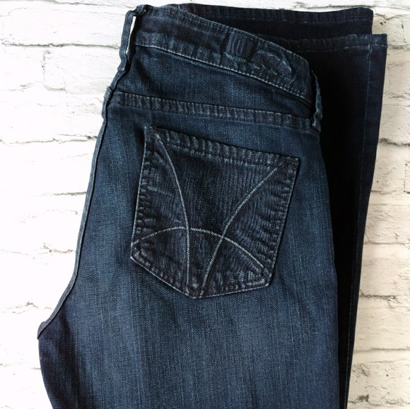 Kut from the Kloth Denim - Kut from the Kloth Elizabeth trouser flare