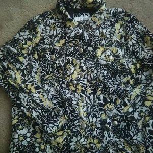 ** host pic** Lucy & Laurel floral print jacket