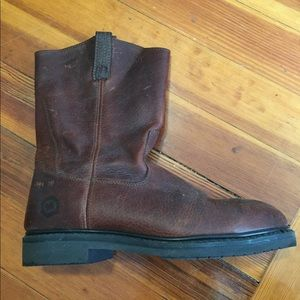 Max Shoes - Size 12 MENS leather work boots