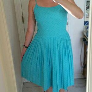 Isaac Mizrahi Dress, Cotton, Sz 10