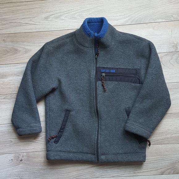 80% off GAP Other - Gap boys fleece coat from Hannah's closet on ...