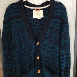 Urban Outfitters patterned sweater