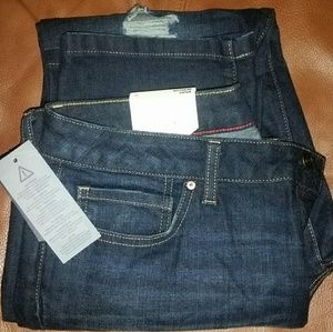 Tommy Hilfiger Boyfriend style jeans 12 Copain NWT