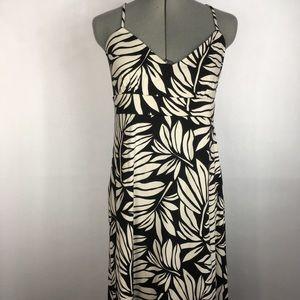 Ann Taylor Maxi Dress Sz 8