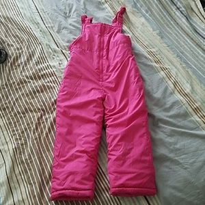 Other - ❄️Girls Snowsuit❄️ size L! Pink! NWOT condition!