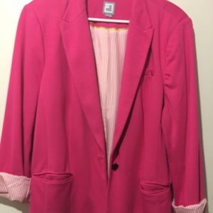 JC Penny brand Pink blazer