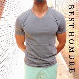 2xHP! NWT OPB V-Neck T-Shirt